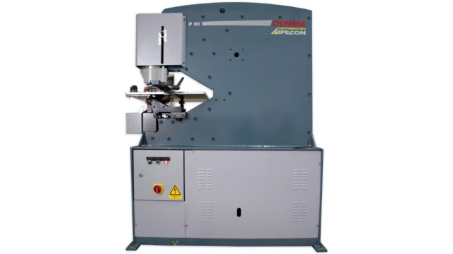 P - dierovací stroj DURMA