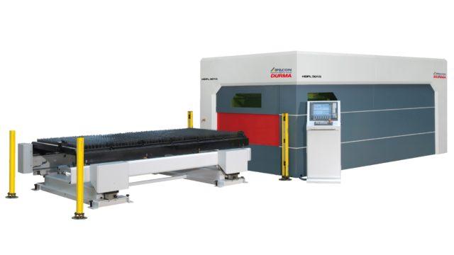 HD-FL - Fiber Laser DURMA